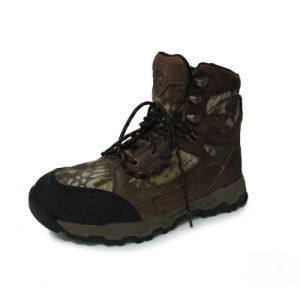 Made in China Tactical Gears Desert Water-Proof Military Tactical Outdoor Camping Travel Leather Strong Rubber Sole Boot pictures & photos
