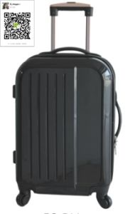 Line Design Luggage in ABS Material pictures & photos