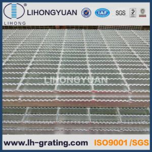 Hot Galvanized Serrated Steel Grating for Walkway pictures & photos