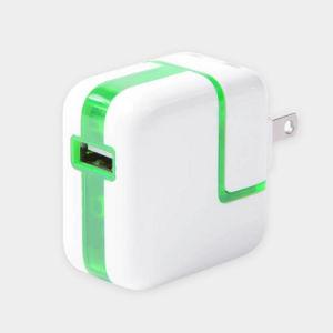 LED 2AMP Us/EU/Au/UK Plug USB Portable Home Travel Wall Charger pictures & photos