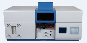 Laboratory (AAS) Atomic Absorption Spectrophotometer with LCD Display pictures & photos