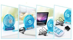 Mini Outdoor Summer Home Desktop Laptop PC USB Portable Fan pictures & photos