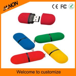 Plastic USB Flash Drive Lipstick Shape USB Stick pictures & photos