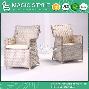 Outdoor Dining Chair by Special Weaving Garden Dining Set with Table Patio Dining Set Wicker Dining Chair Garden Dining Tablef Hotel Project Furniture pictures & photos