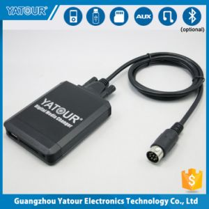 Yatour iPhone/SD Card/USB/Aux/Bluetooth Media Music Changer pictures & photos