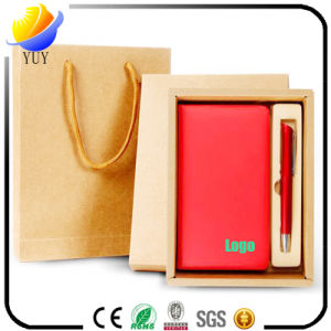 High-End Business Notebook for Promotion Gifts pictures & photos