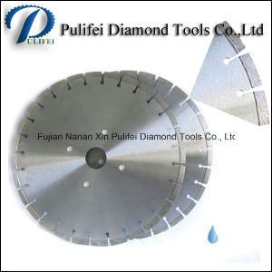 High Frequency Weld Silent Diamond Blade for Granite Diamond Cutting Blade