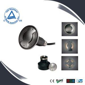 2W IP67 Floor Light, Ground Light LED, LED Underground Light pictures & photos