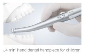 Super Mini Head Dental Handpiece with German Bearing and German Bur for Children (J4) pictures & photos