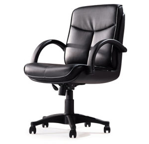 School Library Lab Office Project Use Conference Leather Executive Chair pictures & photos