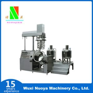 High Quality Cosmetic Vacuum Emulsifying Machine pictures & photos