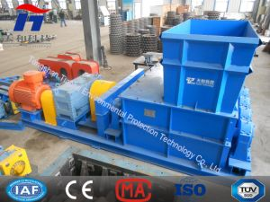 Double Toothed Roll Crusher/Hammer Crusher/Impact and Slime Crushing Machine pictures & photos