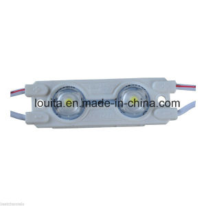 2 LEDs SMD 5050 LED Modules IP67 Waterproof pictures & photos