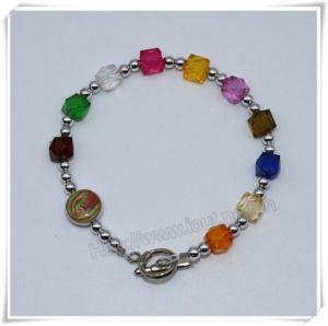 Catholic Rosary Bracelet, Religious Beads Wrap Bracelet (IO-CB185) pictures & photos