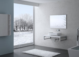 Modern Bathroom Vanity Design, MFC Bathroom Cabinet