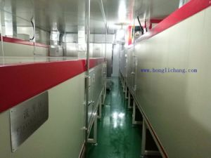 UV Oven in Complete Automatic Spray Coating Line pictures & photos