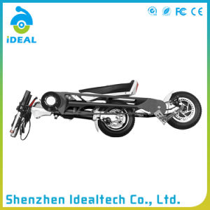 Aluminum Alloy 25km/H 10 Inch Hoverboard Mobility Folded Electric Scooter pictures & photos