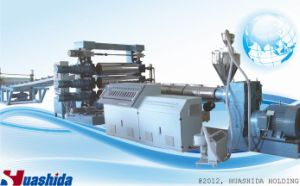 PE Sheets / Boards/ Plates Extrusion Line pictures & photos