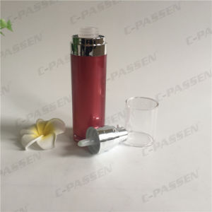 30ml Red Acrylic Airless Lotion Bottle for Cosmetic Packaging (PPC-AAB-028) pictures & photos