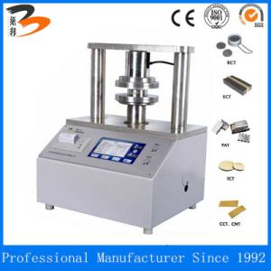 Rct Test Ring Crush Tester