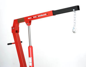 1 Ton Floding Shop Crane (ZW01-1A) pictures & photos