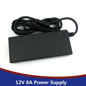 12V 8A Switching Power Supply Universal AC Adapter pictures & photos