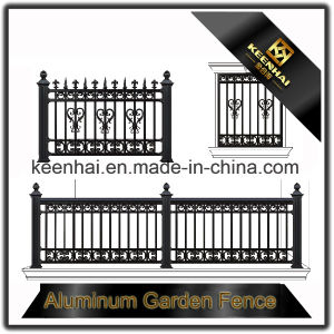 Modern Metal Aluminum Garden Fencing Decoration for Villa pictures & photos