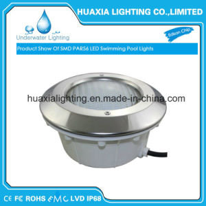 LED Underwater Swimming Pool Lights with Stainless Steel Niche pictures & photos