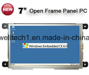 7 Inch Embedded Industrial All in One PC Without Frame pictures & photos