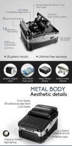 Hot Sale Digital Fiber Optical Fusion Splicer pictures & photos