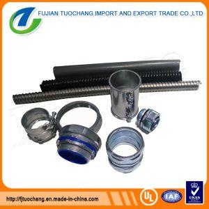 PVC Coated Liquid Tight Flexible Metal Conduit pictures & photos