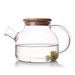 Glass Cold Brew Coffee Maker OEM ODM Cold Tea Juice Milk Glass Jars Clear Glass Water Jug for Cold Drinks Glass Water Pitcher Pot pictures & photos