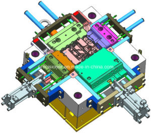Aluminum Die Casting Mould for High Pressure Casting Communication pictures & photos