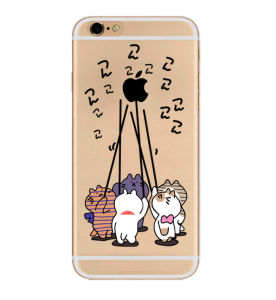 Funny Cartoon Picures Mobile Phone Case for Iphon 5/6/7 pictures & photos