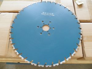 600mm Tapered U Wall Saw Blade for Reinforced Concrete pictures & photos