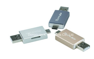 Type C or a/M to SD Card Reader pictures & photos
