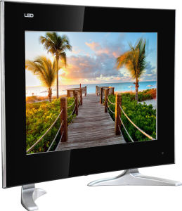 19 Inch Curved Color LCD LED TV pictures & photos