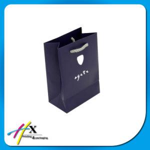 Custom Made Matt Paper Gift Shopping Bag pictures & photos