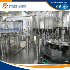 Wulong Tea and Fruit Juice Drink Filling Machine pictures & photos