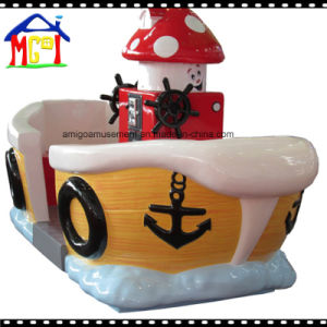 Drill Car Coin Operated Game Machine Kiddie Rides pictures & photos