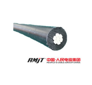 Overhead Aluminum Cables --Covered Aluminum Cable for 15kv Voltage pictures & photos