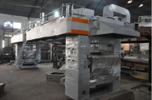 PLC Control High Speed Dry Laminating Machine 150m/Min pictures & photos