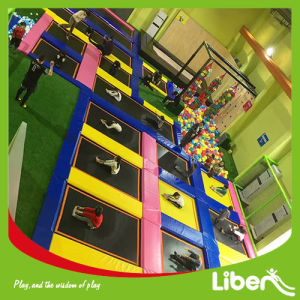 Shopping Mall Trampoline Indoor Playground for Kids pictures & photos