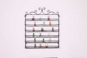 Metal Material Nail Polish Rack for Your Shop and Store pictures & photos