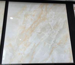 Full Polished Glazed Porcelain Floor Ceramic Tiles (VRP6D056, 600X600mm) pictures & photos