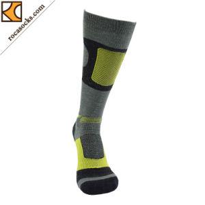 Men′s Warm Ski Merino Wool Socks (161002SK) pictures & photos