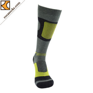 Men′s Warm Ski Merino Wool Sport Socks (161002SK) pictures & photos
