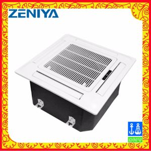 High Quality Surround Air Flow Ceiling Cassette Fan Coil Unit pictures & photos