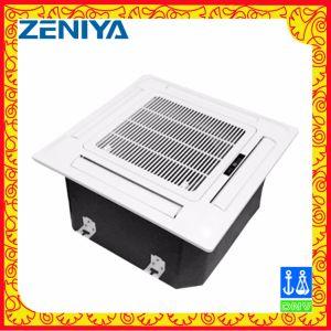 Environmental Surround Air Flow Ceiling Cassette Fan Coil Unit pictures & photos
