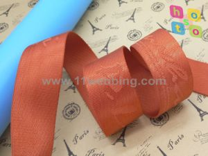 Custom Polyester Nylon Jacquard Webbing for Bags Accessories pictures & photos